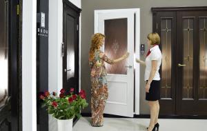 ДверкиПлюс —  продажа дверей и ламината.