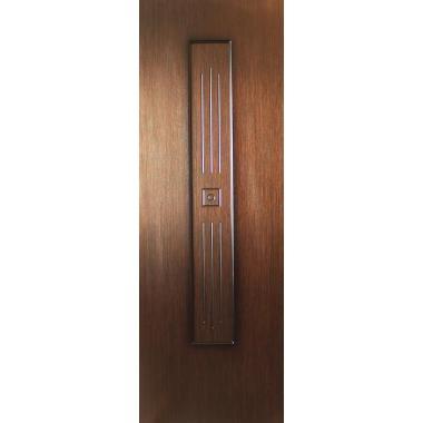 Шпонированная дверь Квадро