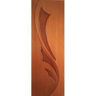 Шпонированная дверь Лилия
