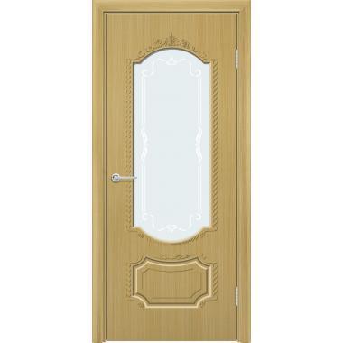 Шпонированная дверь «Б-16»