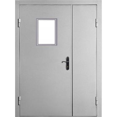 Противопожарная дверь (металл)