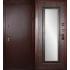 Входная металлическая дверь МД-09 (с зеркалом)