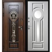Входная металлическая дверь Византия (Уличная дверь)